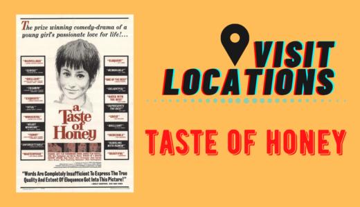 【ロケ地巡り】イギリス映画「Taste of Honey 蜜の味」【マンチェスター】